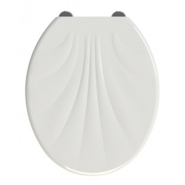 Allibert SHELL wc bril Wit
